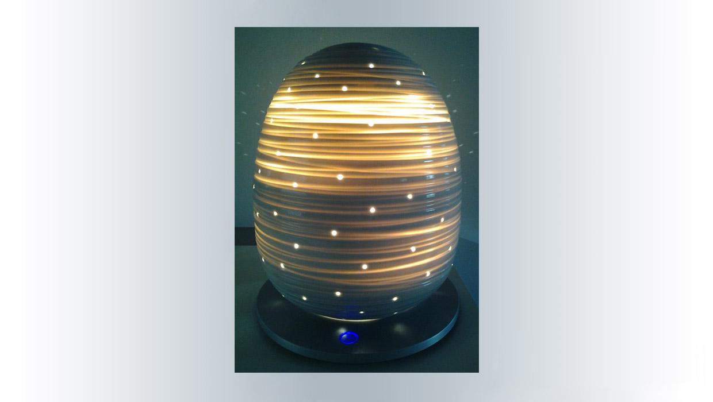 Bamboo-lamp